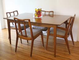 American Of Martinsville Dining Room Table by Furniture Picked Vintage