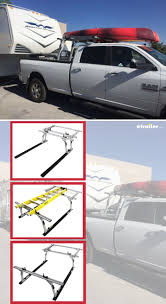 TracRac SR Sliding Truck Bed Ladder Rack W/ Over-the-Cab Extension ... Best Slide In Camper For Toyota Tacoma Exploring Pinterest Hd Tctortrailer Jackknife And Texas Icy Slides Caught On Camera Truck Bed Slide Kmc My Jeep Grand Cherokee Installed At Super Trucks Yelp Lance 1172 Camper Flagship Defined Semi Slides A 180 Degree Spin Slam To 2 Point Turn Around Homemade Drawers Home Fniture Design Kitchagendacom Cargoglide Accsories Dodge Ram 1500 Km651 Wheels Gloss Black Store N Pull Storage Drawer System Hdp Models Rolling Cargo Beds Sliding Pickup Boxes