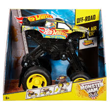 100 Team Hot Wheels Monster Truck Jam Mega Air Jumper Styles May Vary Walmartcom