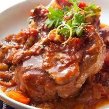 az cuisine minceur osso bucco de dinde recette cuisiner viande et volaille