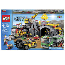 Amazon.com: LEGO City 4204 The Mine (Discontinued By Manufacturer ... Up To 60 Off Lego City 60184 Ming Team One Size Lego 4202 Truck Speed Build Review Youtube City 4204 The Mine And 4200 4x4 Truck 5999 Preview I Brick Itructions Pas Cher Le Camion De La Mine Heavy Driller 60186 68507 2018 Monster 60180 Review How To Custom Set Moc Ming Truck Reddit Find Make Share Gfycat Gifs