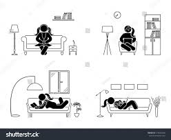 Stick Figure Resting Home Position Set Stock Vector 714652906 ... Sullivan Leather Wingback Chair Homeplaneur Correct Sitting Position On Office Armchair Traing Stock Photo The Scout Top 50 Big Board 10 And Position Rankings Chairs Yoga In Business Man Exercising House Fniture Art Deco Recling Sofa Mesmerizing Small Girl Sitting On The Armchair In A Beautiful Isabel Lvet Bgere Amazoncom Vifah V145 Outdoor Wood Folding Arm Chair With