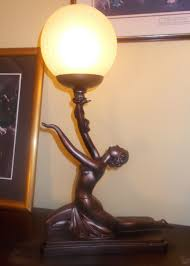 Antique Tiffany Lamps Ebay by Bedroom Lamps Ebay Black Feather Boudoir Vintage Chic Bedside