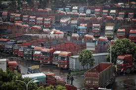 100 Metropolitan Trucking Inc Chinas Uber For Trucks Is Said Close To Up To 1 Billion Round