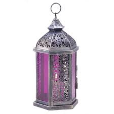Koehler Home Decor Free Shipping by Enchanted Amethyst Candle Lamp Wholesale At Koehler Home Decor