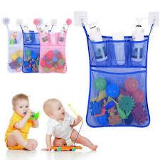 baby aufbewahrungstasche spielzeug netzbeutel badezimmer