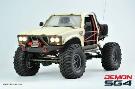 Cross RC Sg4c Demon 4X4 Crawler Kit, W/ Hard Body And Cnc Gears, 1 ... Rc4wd 114 Beast Ii 6x6 Truck Kit Towerhobbiescom Amazoncom Kalevel Led Light For Rc Trucks Cars 8 Led Car Tamiya King Hauler Black Edition Rc Tekno Mt410 110 Electric 44 Monster Video Powered Kits Unassembled Rtr Hobbytown E6 Iii Bird Eating Spider Ep 5006 Rcwillpower Mc6 Military Ki Hobby Recreation Products Green1 Wpl B24 116 Rock Crawler Army And Team Associated Ax90053 Axial Rr10 Bomber 4wd Racer C24 24g 2ch Buggy Off Road