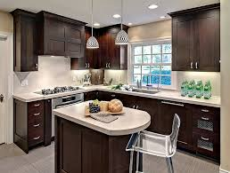 Small Kitchen Designs With Island Modern Small Kitchen Design With Island