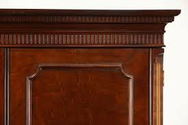 SOLD - Baker Signed Vintage Traditional Mahogany Armoire, TV ... Henkel Harris Fniture 1247 Bedroom Armoire Igavel Auctions Milling Road For Baker Baroque Style Media Ebth Large Mahogany Chippendale Walnut Fruitwood Cherry Oval French Provincial Monumental Louis Xv Chairish Fniture Co Mahogany Ding Table Newport Avenue Antiques January 2015 Company Case Pieces And Storage Cabinets 112 For Elegant Inspiring Cabinet Vintage Oak By Liberty 33rd Pine Chinoiserie