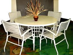 Vintage Homecrest Patio Table by Patio Ideas Retro Outdoor Furniture Cushions Vintage Patio
