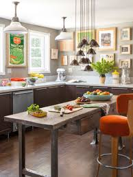 6 Colorful Kitchens We Love Home Decor Kitchen Design Painting