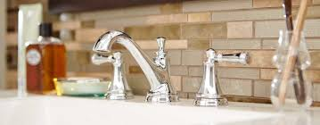 Bathtub Spout Cover Plate by Buying Guide Bath Faucets At The Home Depot