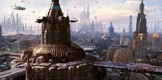47 Futuristic City HD Wallpapers