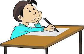 Superb Clipart Student Writing 60 With Additional Clipart For
