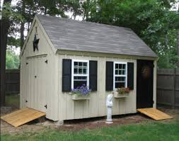 10x14 Garden Shed Plans by April 2015 Polans