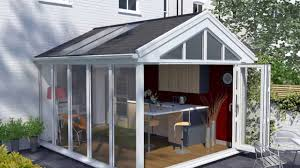100 Conservatory Designs For Bungalows Gable End On Bungalow