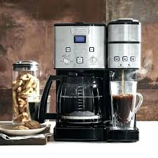 Cuisinart Coffee Maker Clean Light Wont Turn Off Dual Roll Over Image To Zoom
