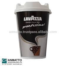 Lavazza Prontissimo Instant Black Coffee With Arabica Blend