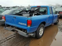 1994 Mazda B3000 Cab - Front End Damage - 4F4CR16U3RTN02426 (Sold)