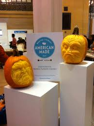 Pumpkin Festival Hamilton Ohio by Maniac Pumpkin Carvers