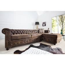 canap chesterfield angle canap d angle microfibre convertible amazing canap duangle gris et