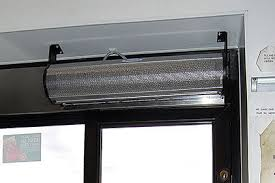 Berner Air Curtain Troubleshooting by Food Service Retail Embrace Air Curtains 2014 09 08 Achrnews