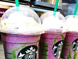 A Starbucks Mermaid Frappuccino Now Exists