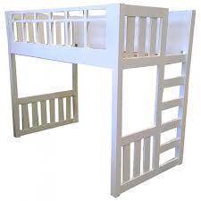 Federation Loft Kids Single Loft Bed Amazing Bedding