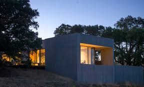 100 Tree House Studio Wood Napa Rick Joy