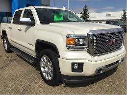 100 Sierra Trucks For Sale Used 2015 GMC 1500 Wetaskiwin AB