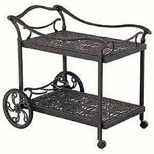 Top Outdoor Serving Carts for Your Outdoor Living
