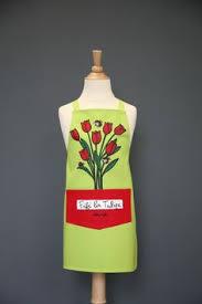 torchon cuisine original tablier valérie nylin les p bouts de choux accessoire