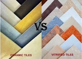 ceramic tiles vs vitrified tiles how to make the right choice