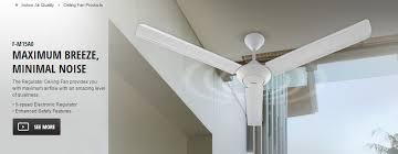 Panasonic Ceiling Fan 56 Inch by Free Rm11 Coupon Panasonic 60 U201d Ceiling Fan F M15a0 White 1x