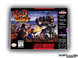 Wild Guns SNES Super Nintendo Game Case Box Cover Brand New ...