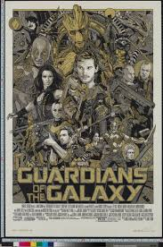 100 Arch D Marquee Poster Guardians Of The Galaxy 2014 US