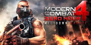 modern combat free modern combat 4 zero hour apk sd data files free for