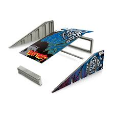 Tech Deck Trick Tape Walmart by Amazon Com Spinmaster Tech Deck Build A Ramp Playset Kicker Toys