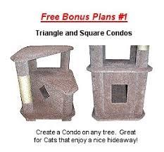 89 best cat condos images on pinterest cat furniture cat condo