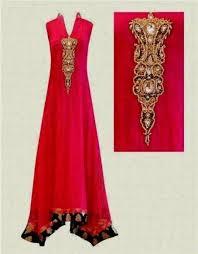 Cool Simple Dress Designs Pakistani 2018 19