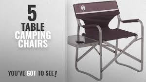Top 5 Table Camping Chairs [2018]: Coleman Portable Deck Chair With ... Amazoncom Coleman Outpost Breeze Portable Folding Deck Chair With Camping High Back Seat Garden Festivals Beach Lweight Green Khakigreen Amazon Is Ready For Season With This Oneday Sale Coleman Chair Flat Fold Steel Deck Chairs Chair Table Light Discount Top 23 Inspirational Steel Fernando Rees Outdoor Simple Kgpin Campfire Mini Plastic Wooden Fabric Metal Shop 000293 Coleman Deck Wtable Free Find More Side Table For Sale At Up To 90 Off Lovely