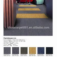 high quality high cut low loop carpet tiles commercial carpet