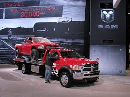 100 Tow Truck Flatbed Ram Heavy Duty Flatbed Tow Truck Geognerd Flickr