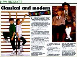 MS Schoolwear And Teenage Fashion Magazine Article