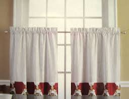 Kitchen Curtains Searsca by 100 Rooster Swag Curtains Jacquard Kitchen Curtain With Swag And