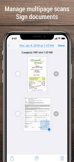 iScanner PDF Scanner App on the App Store