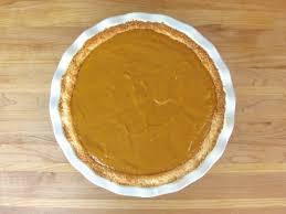 Keeping Pumpkin Pie Crust Getting Soggy by Coconut Macaroon Pumpkin Pie Gluten Free Thanksgiving Recipe