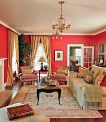 Red Living Room Ideas by 20 Ways To Pull Off A Red Wall Without Going Overboard Red