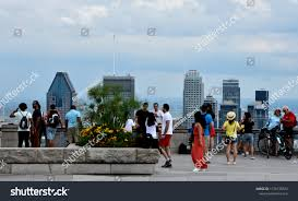 100 Belvedere Canada Montreal Quebec September 03 2018 Stock Photo Edit