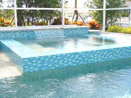 Waterline Pool Tile Designs by Portfolio Luvtile Pool Tile